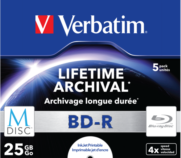 Verbatim MDISC 25 GB Blu-ray Disc
